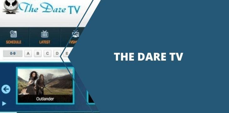 12. the dare tv