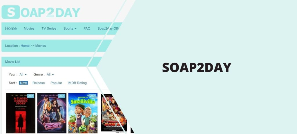 3. soap2day