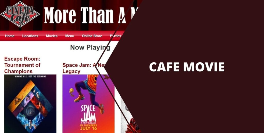 6. cafe movie