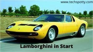 The Sports Car Business of lamborghini